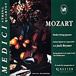 Jack Brymer Mozart: Clarinet Quinter In A Major And String Quartet In D Major