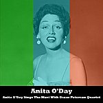 Anita O'Day Anita O'day Sings The Most With Oscar Peterson Quartet