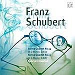 Franz Schubert String Quartet No.14 In D Minor, D.810 (Death And The Maiden), String Quartet No.15 In G Major, D. 887, Op.Posth.161