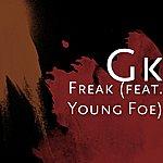 GK Freak (Feat. Young Foe) - Single