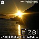 London Festival Orchestra Bizet: L' Arlésienne Suite No.1 & 2 Op. 23