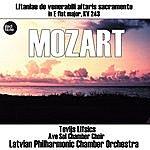 Latvian Philharmonic Chamber Orchestra Mozart: Litaniae De Venerabili Altaris Sacramento K. 243
