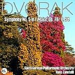 South German Philharmonic Dvorak: Symphony No. 5 In F Major Op. 76/ B. 54