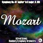 Alfred Scholz Mozart: Symphony No. 41 'jupiter' In C Major, K. 551