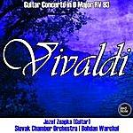 Bohdan Warchal Vivaldi: Guitar Concerto In D Major Rv 93