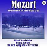 Henry Adolph Mozart: Violin Concerto No. 2 In D Major, K. 211