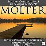 Bohdan Warchal Molter: Trumpet Concerto No.1 In D Major Mwv 4/12