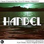 Kurt Redel Handel: Oboe Concerto No. 3 In G Minor, Hwv287