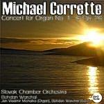 Bohdan Warchal Michel Corrette: Concert For Organ No. 1 - 6 Op. 26