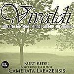 Kurt Redel Vivaldi: Concerto For Oboe, Strings And B.c In A Minor