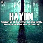 Alfred Scholz Haydn: Symphony No. 94 'the Surprise' In G Major, Hob.i:94
