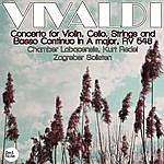 Kurt Redel Vivaldi: Concerto For Violin, Cello, Strings And Basso Continuo In A Major, Rv 546