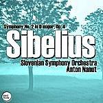 Anton Nanut Sibelius: Symphony No. 2 In D Major Op. 43