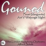 Alfred Scholz Gounod: Faust (Marguerite) Act V 'walpurgis Night'
