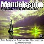 Alfred Scholz Mendelssohn: Symphony No. 5 In D, Op. 107 (Reformation)