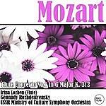 Gennady Rozhdestvensky Mozart: Flute Concerto No.1 In G Major K. 313