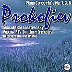Gennady Rozhdestvensky Prokofiev: Piano Concerto's No. 1, 3, 5