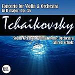 Alfred Scholz Tchaikovsky: Violin Concerto In D Major Op.35