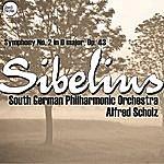 Alfred Scholz Sibelius: Symphony No. 2 In D Major Op. 43