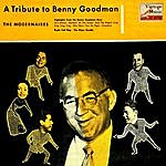 The Modernaires Vintage Vocal Jazz / Swing No. 116 - Ep: A Tribute A Benny Goodman