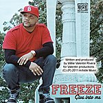 The Freeze Give Into Me - Single