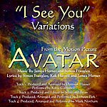 """James Horner """"I See You"""" - Variations From The Motion Picture """"Avatar"""""""