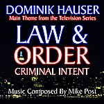 Mike Post Law & Order: Criminal Intent - Theme From The Tv Series (Feat. Dominik Hauser) - Single