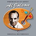 Al Jolson Portrait Of An Artist