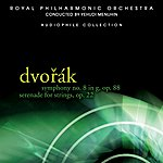 Yehudi Menuhin Dvořák: Symphony No. 8 In G, Serenade For Strings