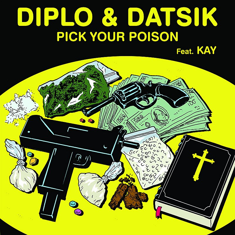 Cover Art: Pick Your Poison Feat. Kay
