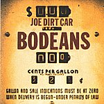 The BoDeans Joe Dirt Car