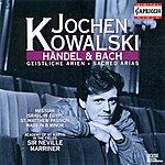 Jochen Kowalski Vocal Recital: Kowalski, Jochen - Bach, J.S. / Handel, G.F.