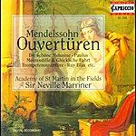 Academy Of St. Martin-In-The-Fields Mendelssohn, Felix: Overtures
