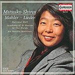 Mitsuko Shirai Mahler, G.: Lieder