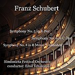 Emil Tchakarov Franz Schubert: Symphonies