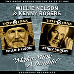 """Kenny Rogers """"Make Mine A Double"""" - Two Great Albums For The Price Of One"""