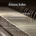 Vassil Kazandjiev Johannes Brahms: Concert For Piano And Orchestra No. 2 In B-Flat Major, Op.83