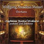 Emil Tchakarov Wolfgang Amadeus Mozart: Overtures