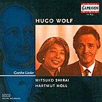 Mitsuko Shirai Wolf, H.: Goethe Lieder