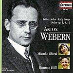Mitsuko Shirai Webern, A.: Vocal Music