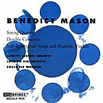 Ensemble Modern Music Of Benedict Mason