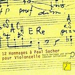 David Geringas 12 Hommages À Paul Sacher Pour Violoncelle