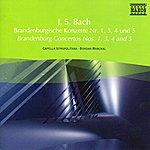 Bohdan Warchal Bach, J.S.: Brandenburg Concertos Nos. 1, 3, 4 And 5