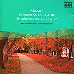 Barry Wordsworth Mozart: Symphonies Nos. 27, 36 And 40