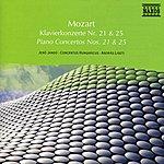Jenő Jandó Mozart: Piano Concertos Nos. 21 And 25