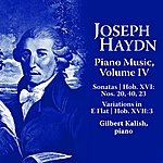 Gilbert Kalish Joseph Haydn: Piano Music Volume IV