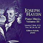 Gilbert Kalish Joseph Haydn: Piano Music Volume III