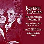 Gilbert Kalish Joseph Haydn: Piano Music Volume II