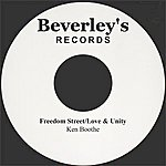 Ken Boothe Freedom Street/Love And Unity