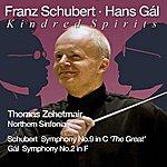 Thomas Zehetmair Kindred Sprits: Schubert: Symphony No. 9 - Gál: Symphony No. 2